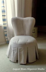 CUTE Boudoir Chair