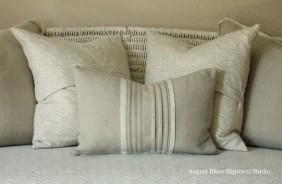 August Blues - Pillows