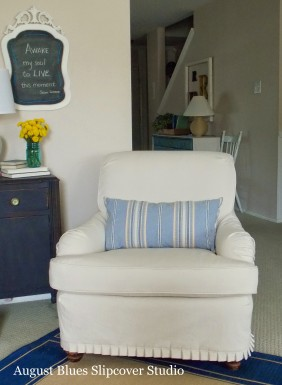 August Blues - After, Chair Only2